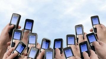 Envío masivo de mensajes sms