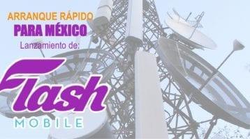 Flashmobile y el mercado de la telefonía celular en México