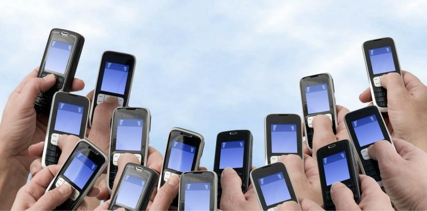 Plataforma de envío masivos de mensajes sms y voz