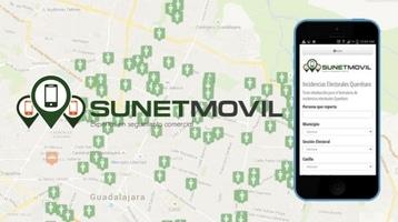 Sunetmovil – geolocalización de personal y análisis de información en campo