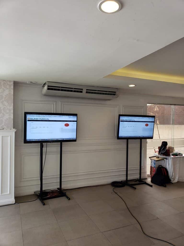 Plataforma para el control de promoción al voto y estructuras electorales