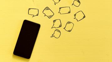 Formulario de registro para cuenta de demo de mensajes SMS